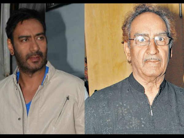 अजय देवगन के पिता और जानेमाने एक्शन डायरेक्टर वीरू देवगन का निधन