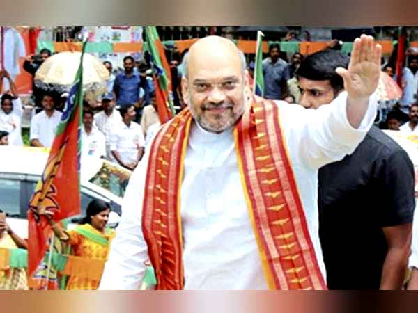 अमित शाह को गुजरात में 8 लाख से ज्यादा वोट, 4.93 लाख वोटों की बढ़त के साथ पहले नंबर पर