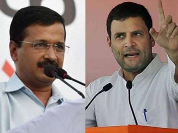 क्या दिल्ली में आप-कांग्रेसस का गठबंधन भाजपा को चुनाव हरा सकता था?