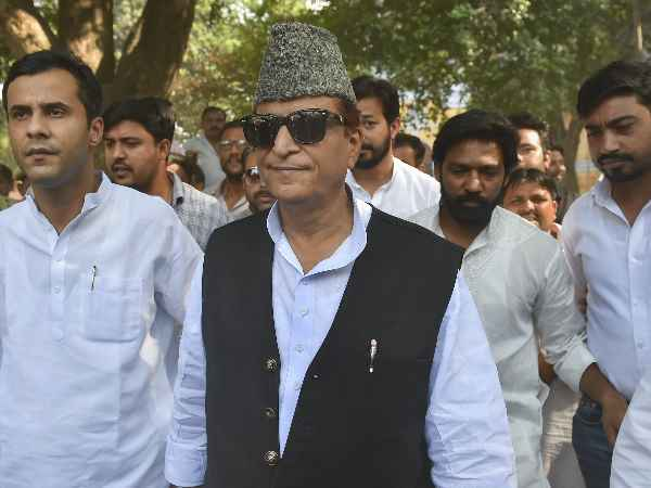 Azam Khan gave his reaction on lok sabha exit polls 2019