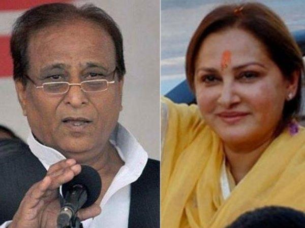 रामपुर में आजम खान से पीछे चल रहीं भाजपा उम्मीदवार जया प्रदा