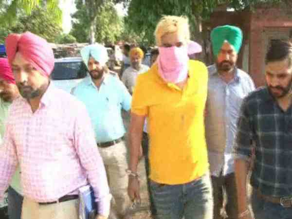 Batala Police has arrested Shubham, a most wanted gangster from Amritsar