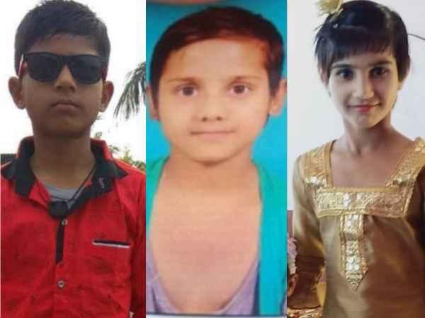 बुलंदशहर में ट्रिपल मर्डर से मचा हड़कंप, तीन बच्चों की गोली मारकर हत्या