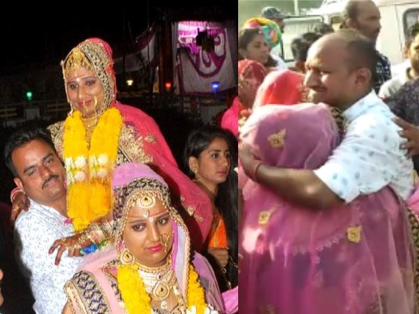 राजपूतों ने दलित बेटियों की शादी करवाई, खुद की बेटी की तरह किया कन्यादान, देखें VIDEO