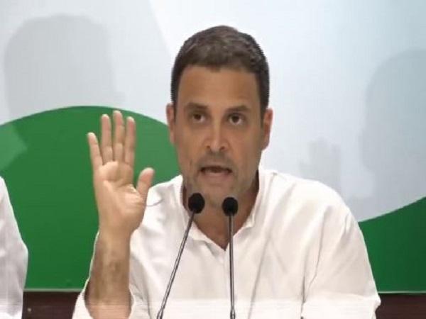 ये भी पढ़ें:आधा लोकसभा चुनाव हो चुका है और पीएम मोदी चुनाव हार रहे हैं: राहुल गांधी