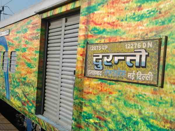 Attention Please! Duronto express will not run from september 13