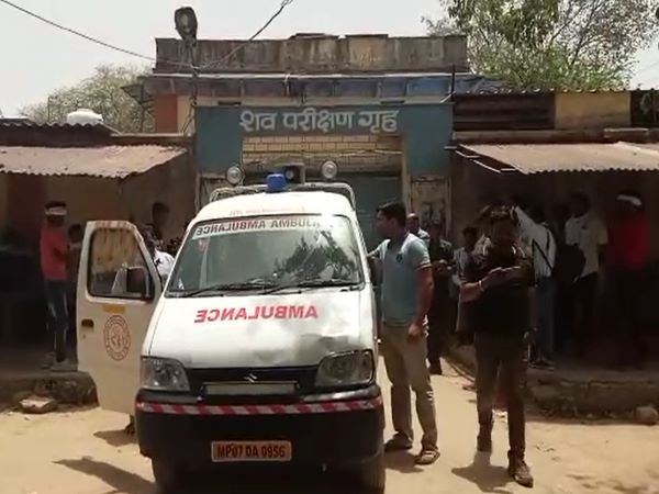 father and daughter death in Gwalior MP