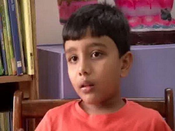 चेन्नई: 8 साल का बच्चा जानता है 106 भाषाएं, टैलेंट देखकर चौंके लोग
