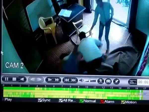 Watch, Gym owner beaten inside the home