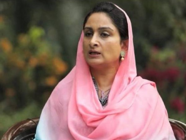 Harsimrat Badal Hits Out At Pak pm imran khan Over kartarpur corridor