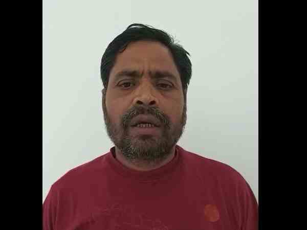 history sheeter arrested from delhi by STF