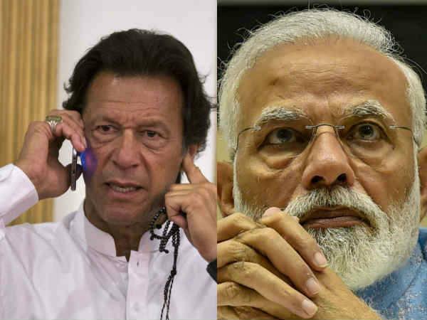 बधाई संदेश पर पीएम मोदी ने पाकिस्तान के इमरान खान को कहा थैंक्यू, याद दिलाई यह बात