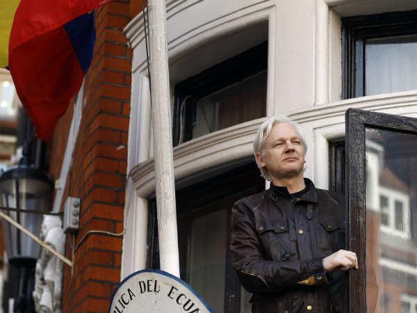 विकीलीक्स फाउंडर जूलियन असांजे को हिरासत में लेना चाहता है स्वीडन