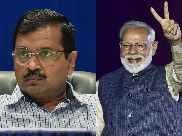 केजरीवाल के लिए खतरे की घंटी, 70 में से 65 विधानसभा में भाजपा ने ली लीड, CM समेत कई मंत्रियों के इलाके में AAP नंबर-3