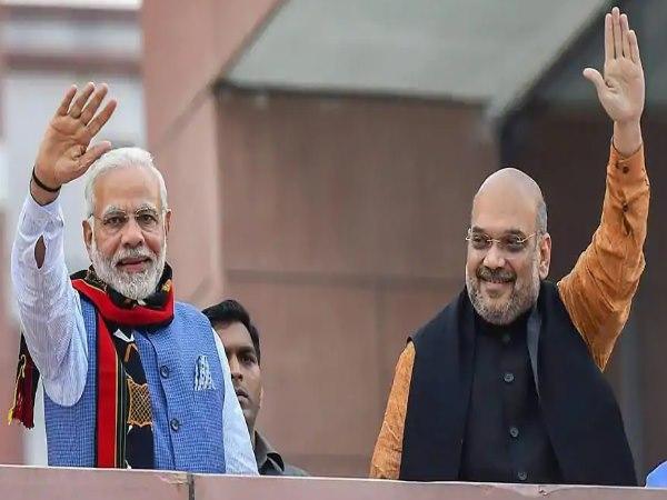 Lok Sabha Results 2019: शुरुआती रुझानों में एनडीए ने छुआ बहुमत का आंकड़ा