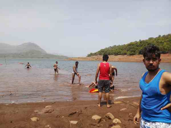 Three MBA students from pune drown in the Mulshi dam