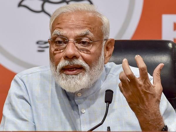 राहुल गांधी की शुभकामनाओं का मोदी ने दिया ये जवाब