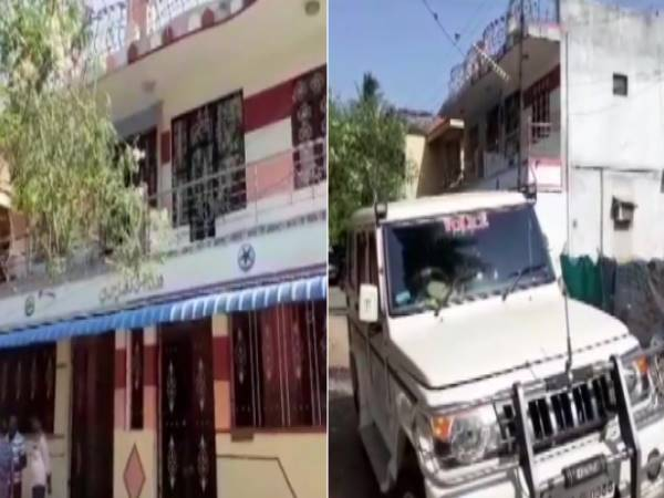 Tamil Nadu: NIA raids in connection with a case filed against eight people for allegedly supporting ISIS