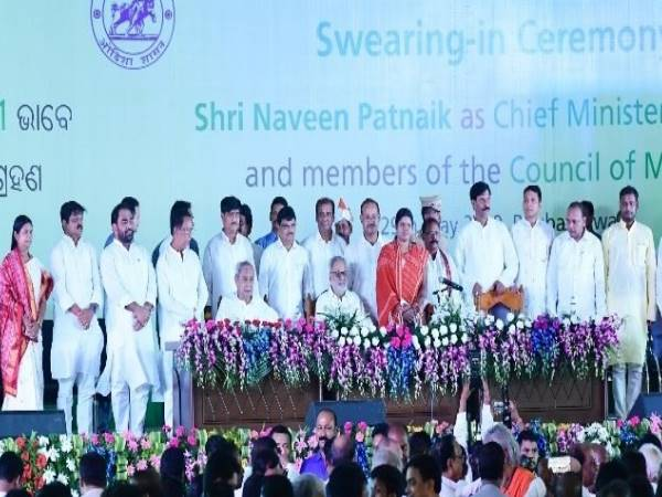 Odisha: CM Naveen patnaik newly appointed Cabinet Ministers, Ministers of State and their portfolios