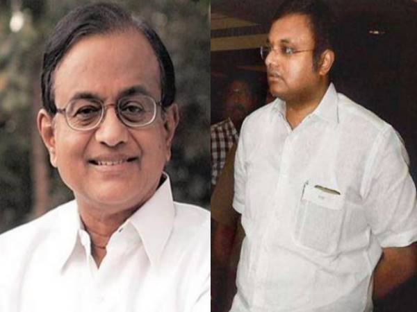 aircel maxis deal: a delhi court extends interim protection from arrest p chidambaram and his son karti