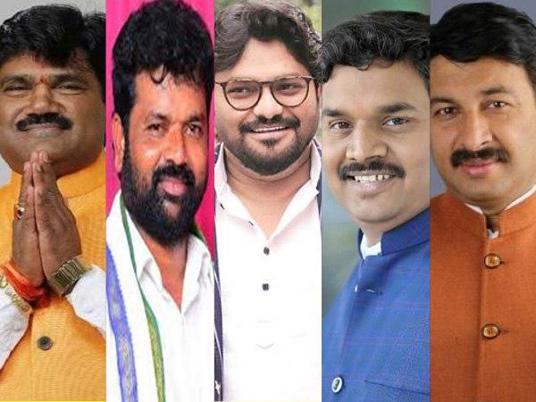 दो बिल्डर, एक मजदूर, एक जज, एक फोटोग्राफर और चार गायक पहुंचे इसबार संसद