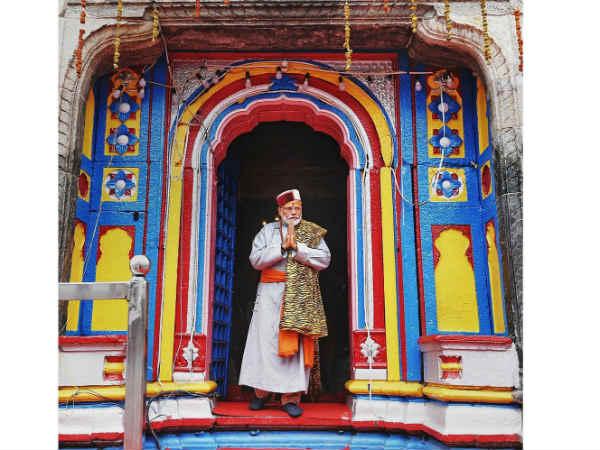केदारनाथ की गुफा में ध्यान के बाद आज पीएम मोदी पहुंचेंगे बद्रीनाथ