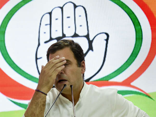 After Defeat in Lok Sabha Elections 2019 Will Rahul Gandhi Resign from Congress President Post, Eyes on Todays Congress Working Committee meeting