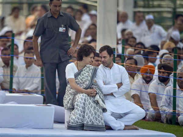 Lok Sabha Election results 2019: जहां-जहां राहुल और प्रियंका ने की रैलियां, उधर ज्यादातर में हुआ कबाड़ा