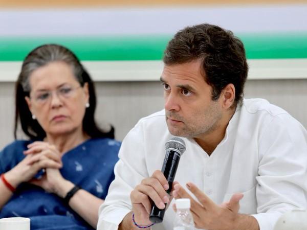 दिल्ली के भाजपा सांसद बोले, राहुल को इस्तीफा नहीं देना चाहिए