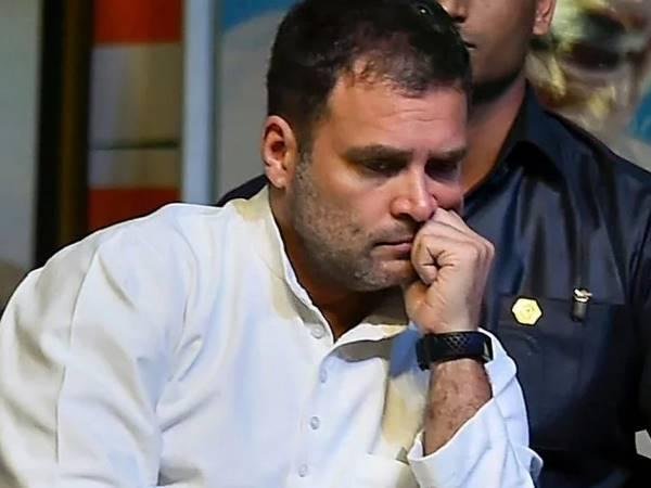 हार के बाद ट्रोल हुए राहुल गांधी, यूजर्स बोले- 'इनको आता ही नहीं है, इनसे होता ही नहीं है'