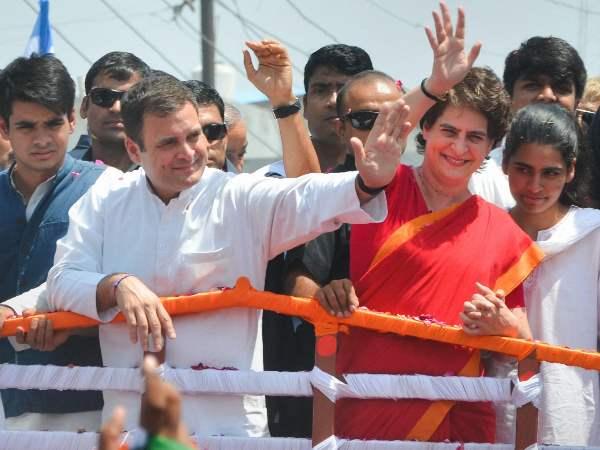 <strong>इसे भी पढ़ें:- लोकसभा चुनाव 2019: वोटिंग से पहले राहुल गांधी ने अमेठी की जनता को लिखा इमोशनल पत्र </strong>