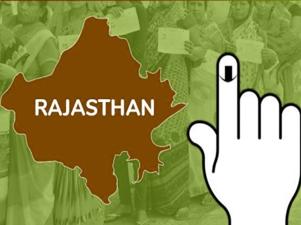 rajasthan lok sabha election 2019 results trend analysis