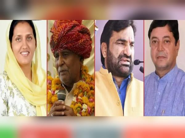 Exit Poll 2019 Rajasthan and which 4 seats may be held by-election