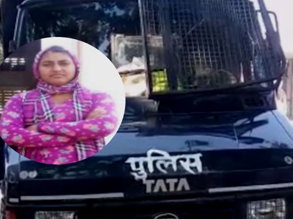<strong>जाटों की बेटी सुनिता मंगावा दौड़ाएगी राजस्थान पुलिस का ट्रक, भाई से सीखी ड्राइवरी </strong>