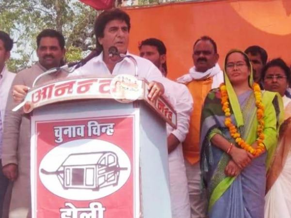 congress leader raj babbar attacks on cm yogi adityanath