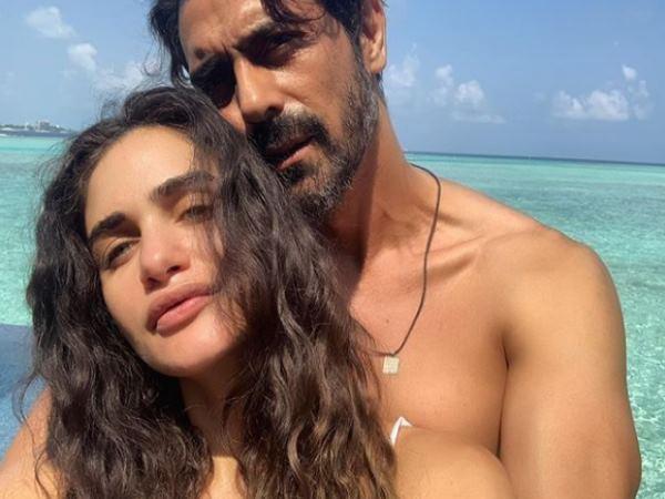 प्रेग्नेंट गर्लफ्रेंड गैब्रिएला के साथ मालदीव्स में छुट्टियां मना रहे अर्जुन रामपाल, शेयर की फोटो