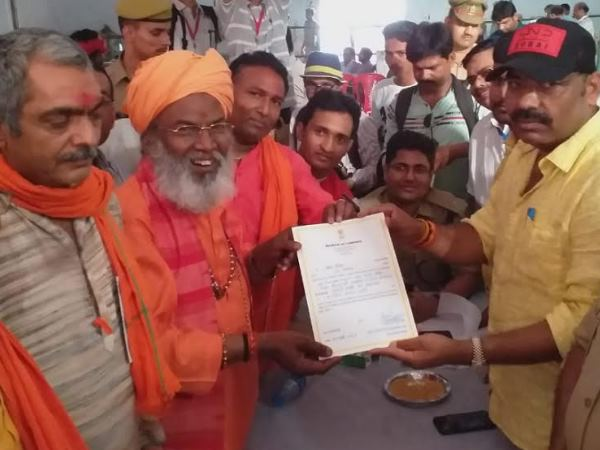 Sakshi Maharaj historic victory in unnao seat