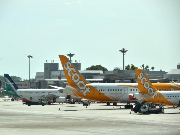 Singapore-bound Scoot Airways flight made an emergency landing at Chennai airport