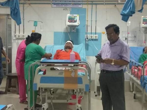 <strong> BJP कैंडिडेट शान्तनु ठाकुर सड़क हादसे में गंभीर रूप से घायल, साजिश की आशंका</strong>
