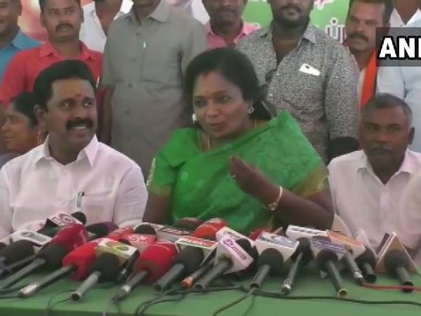 Tamil Nadu BJP chief cliams DMK is in contact with BJP, MK Stalin If proof it i will quit politics