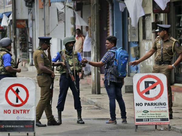 श्रीलंका में मस्जिदों पर हमले, मुसलमानों के खिलाफ हिंसा, देशभर में कर्फ्यू लागू