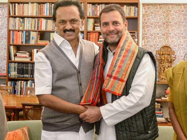 Exit Poll 2019: तमिलनाडु में अन्नाद्रमुक को भारी नुकसान, डीएमके-कांग्रेस को बड़ा फायदा