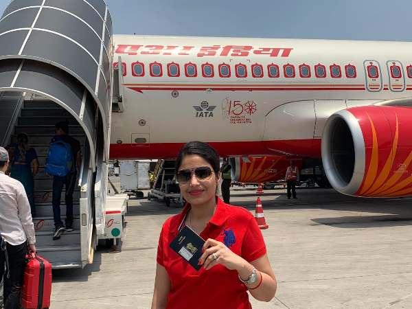 स्वीडन में सुना था पीएम मोदी का भाषण, वोट देने मऊ पहुंचीं प्रिया सिंह