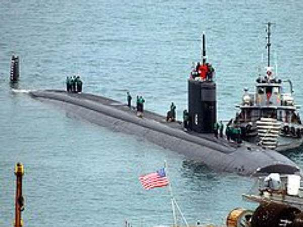 यूएस सबमरीन पर नौसेनिकों ने बना रखी थी महिला कर्मचारियों की 'रेप लिस्ट', नाम के सामने लिखी उम्र और फिगर