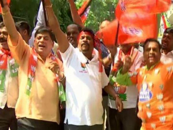 कर्नाटक में भी लहराया भाजपा का परचम, जानिए सभी 28 सीटों पर हार-जीत का हाल