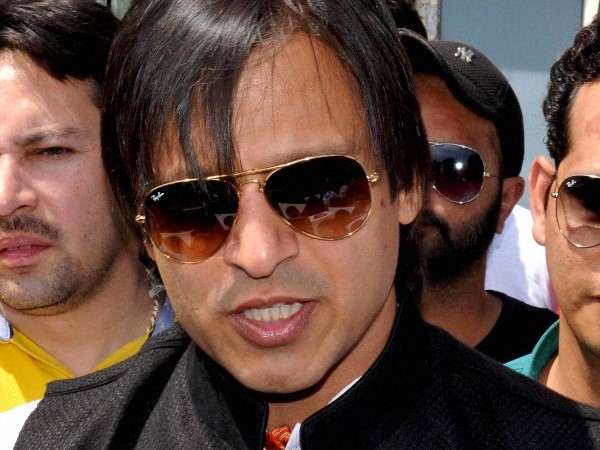 Mumbai Mahila Congress demand FIR against actor Vivek Oberoi