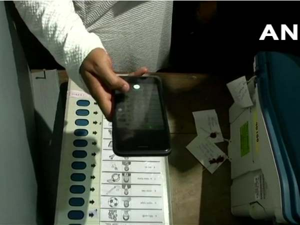 polling party broken EVM seal before election in himachal pradeshs bilaspur, ec suspend polling employees