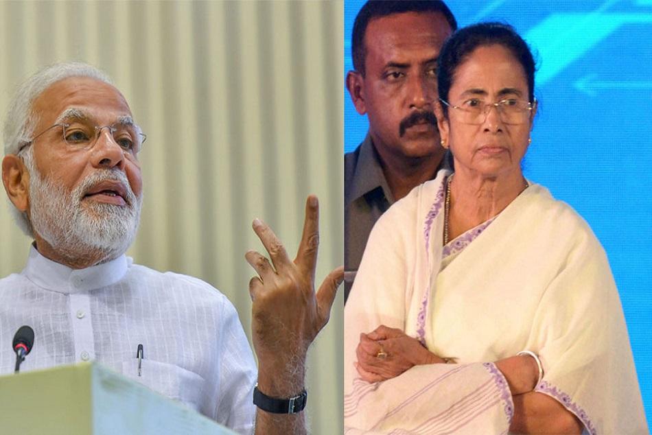पश्चिम बंगाल में बीजेपी 15 सीटों के साथ दे रही है तृणमूल कांग्रेस को कड़ी टक्कर