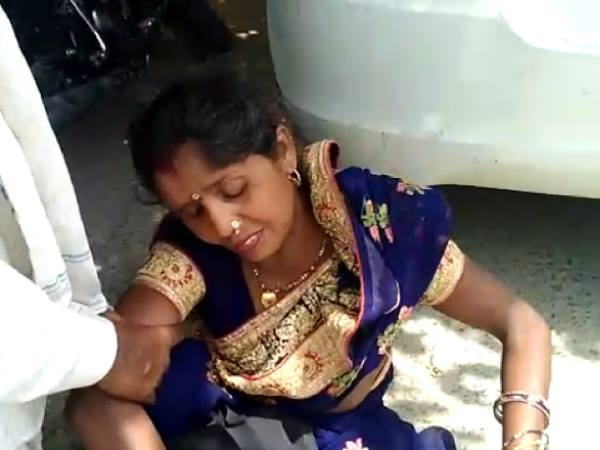 husband beaten to death in front of his wife