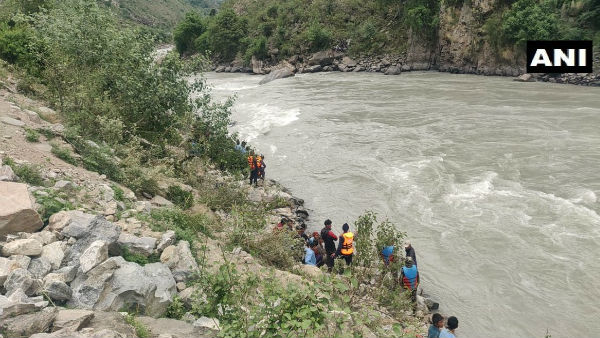 Nepal: Over 10 people missing after a jeep veered off the road and plunged into Karnali river in Humla district earlier today.